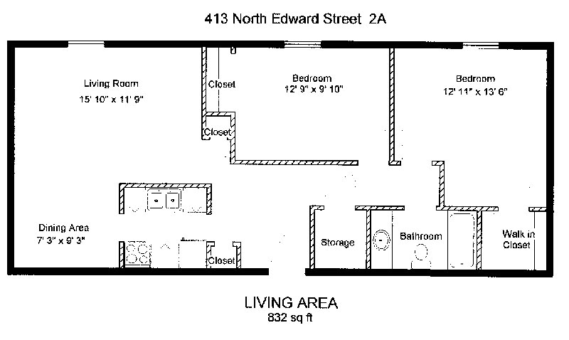 Apartments Thunder Bay 413 Northwood Oaks